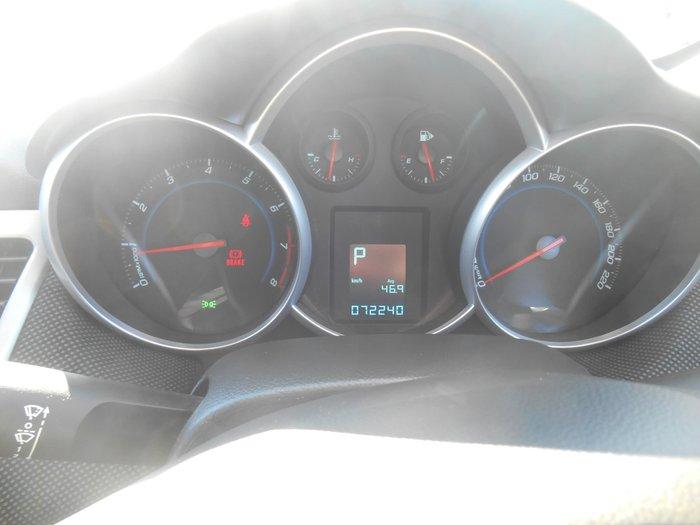 2012 Holden Cruze CD JH Series II MY13 Alto Grey