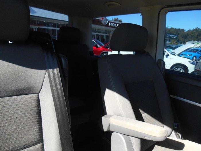 2012 Volkswagen Multivan TDI400 Comfortline T5 MY12 Deep Black