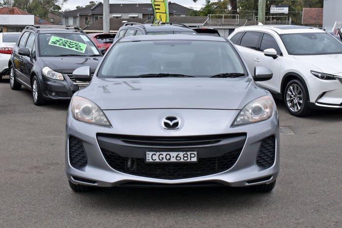 2012 Mazda 3 Neo BL Series 2 MY13 Aluminium