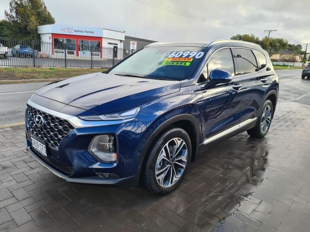 2020 Hyundai SANTA FE 2020 Hyundai TM.2 SANTA FE 7S HIG 2.2D AUTO STORMY SEA