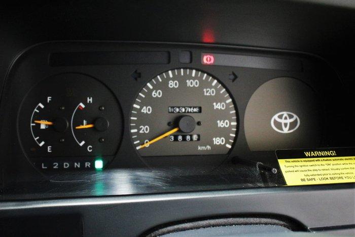 2003 Toyota Hiace Commuter RZH125R French Vanilla