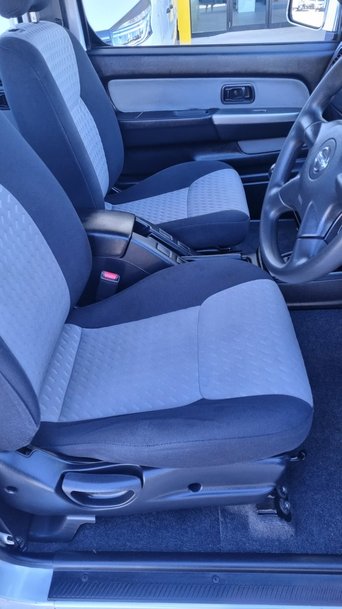2009 Nissan Navara ST-R D22 MY09 4X4 Platinum