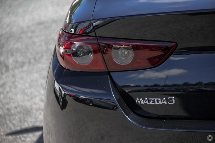 2020 Mazda 3 G20 Evolve BP Series Black