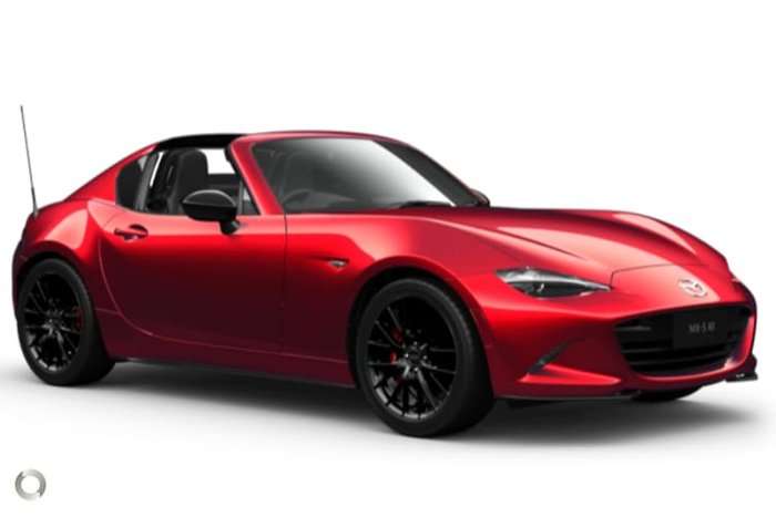 2021 Mazda MX-5 GT RS ND Soul Red Crystal