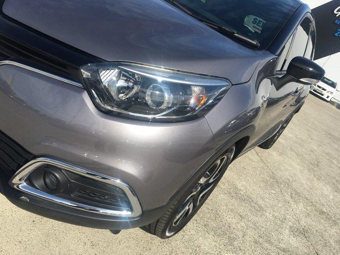 2014 Renault Captur Dynamique J87 Grey