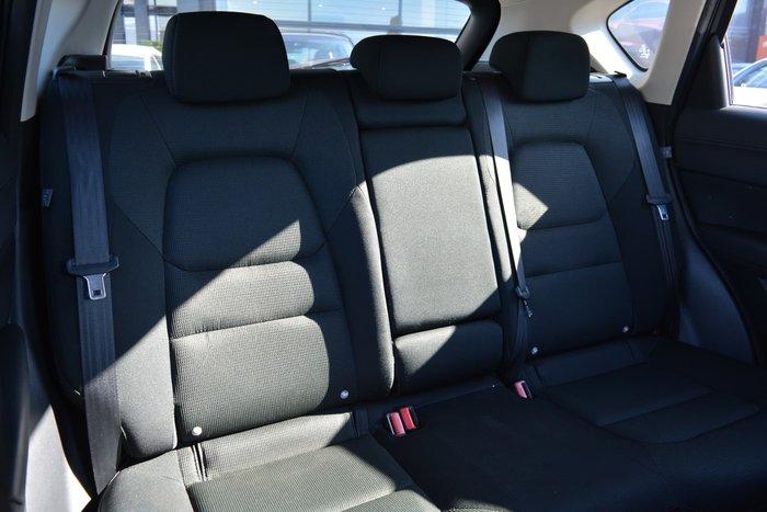 2017 Mazda CX-5 Maxx KF Series Jet Black