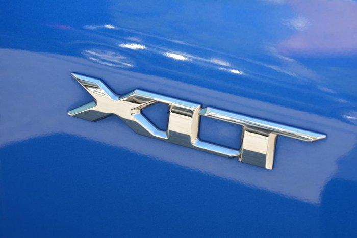 2018 Ford Ranger XLT Hi-Rider PX MkII MY18 Winning Blue