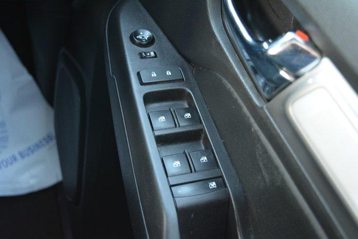 2017 Holden Colorado LTZ RG MY17 4X4 Dual Range Satin Steel Grey
