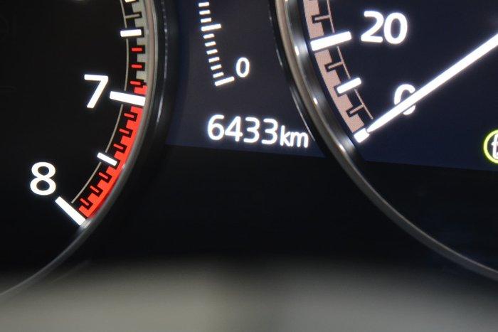 2020 Mazda 3 G20 Pure BP Series Soul Red Crystal