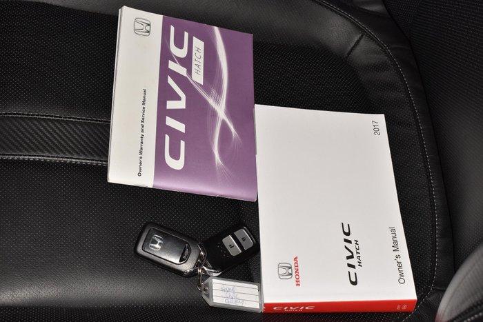2017 Honda Civic RS 10th Gen MY17 Grey