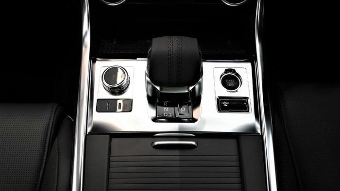 2021 Jaguar XF P300 R-Dynamic HSE X260 MY21 AWD Santorini Black