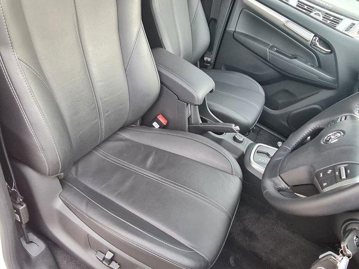 2019 Holden Colorado Z71 RG MY20 4X4 Dual Range White