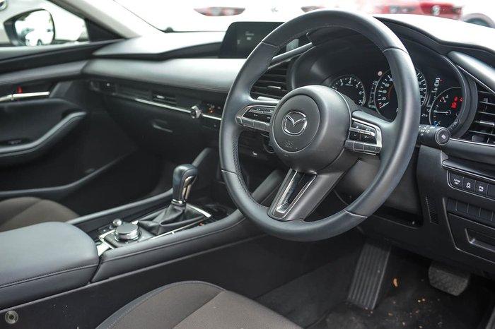 2021 Mazda 3 G20 Evolve BP Series White