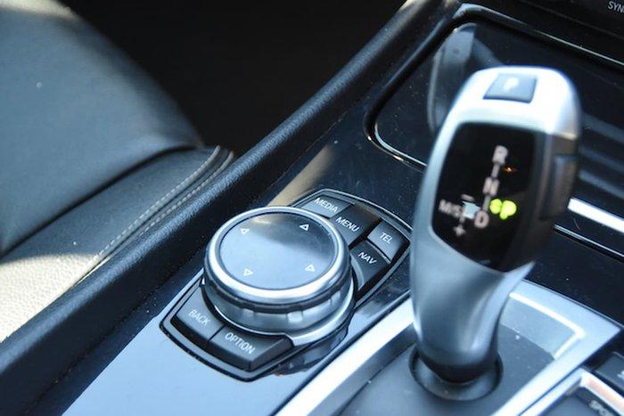 2014 BMW 5 Series 520d M Sport F07 LCI White