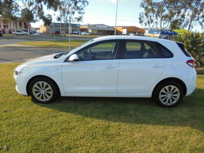 2019 Hyundai i30 Go PD MY19 Polar White