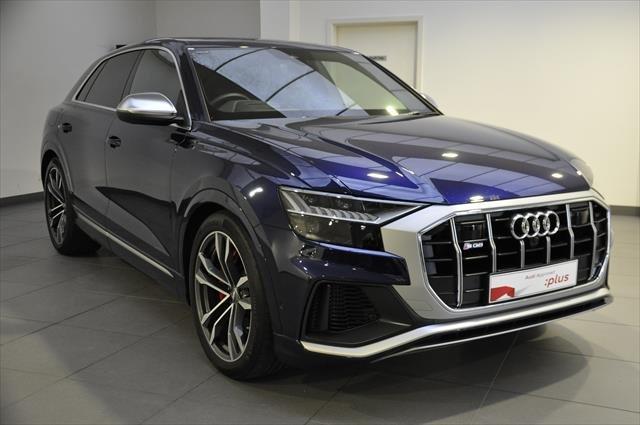 2020 Audi SQ8 TDI F1 MY20 Four Wheel Drive Navarra Blue metallic