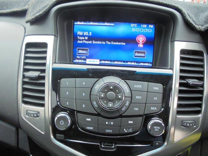 2013 Holden Cruze SRi-V JH Series II MY14 Redhot