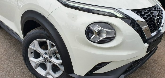 2020 Nissan JUKE ST+ F16 ARTIC WHITE