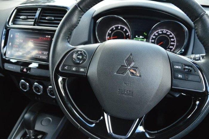 2019 Mitsubishi ASX ES ADAS XC MY19 Red