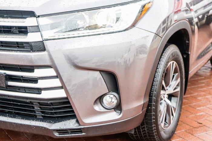 2019 Toyota Kluger GX GSU50R Predawn Grey