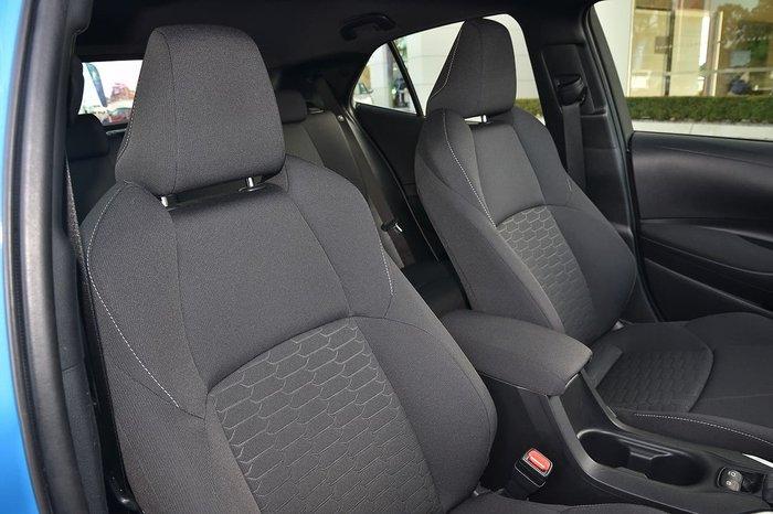 2019 Toyota Corolla Ascent Sport MZEA12R Blue