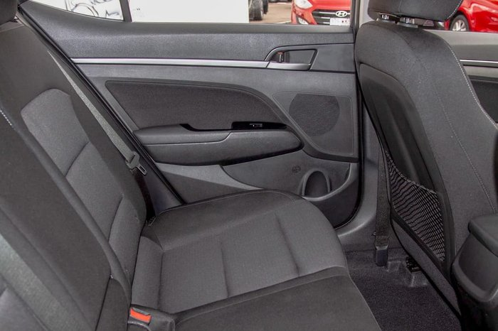 2017 Hyundai Elantra Active AD MY18 Grey