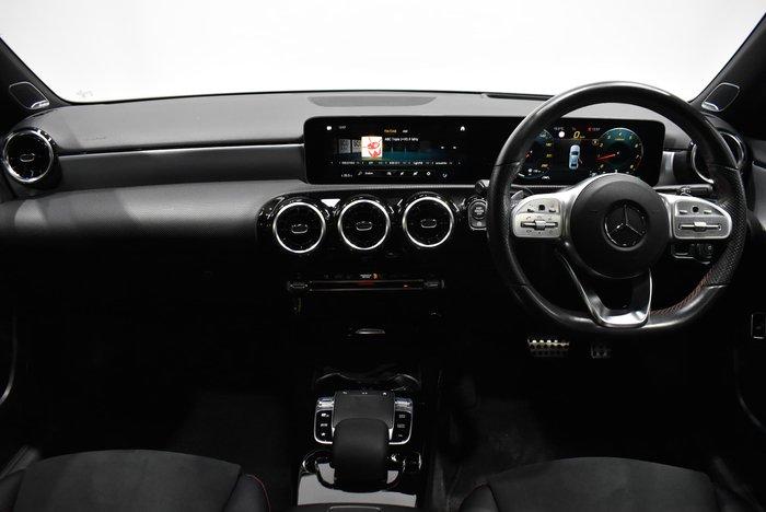 2019 Mercedes-Benz A-Class A200 V177 Black