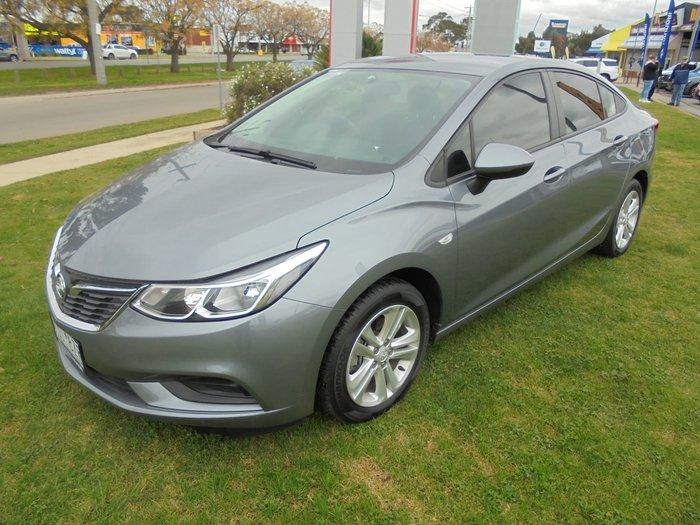 2018 Holden Astra LS BL MY18 Satin Steel Grey