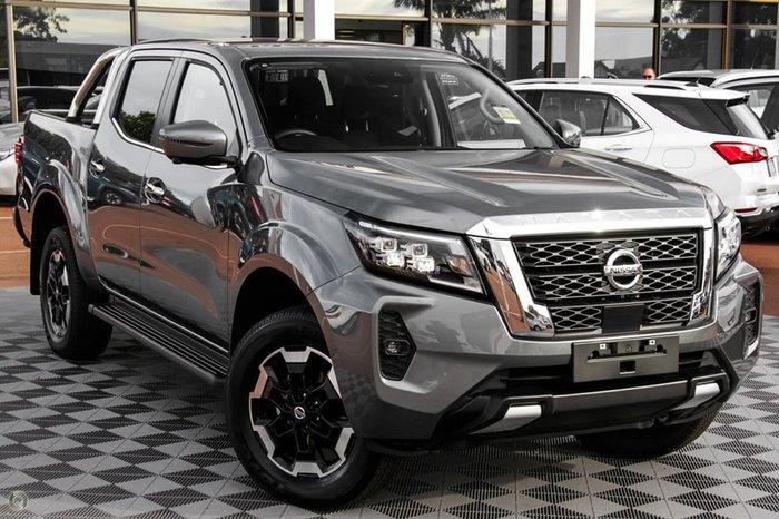 2021 Nissan Navara ST-X D23 4X4 Dual Range Twilight Grey