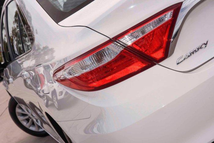 2017 Toyota Camry Altise ASV50R Diamond White