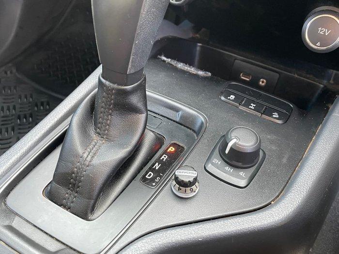 2017 Ford Ranger XL PX MkII 4X4 Dual Range Frozen White