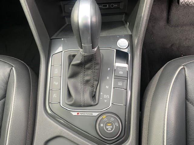 2019 Volkswagen Tiguan 162TSI Highline Allspace 5N MY19.5 Four Wheel Drive Pure White