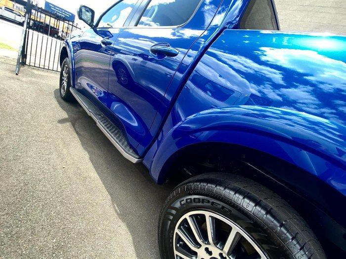 2021 GWM Ute Cannon NPW MY20 Blue Sapphire