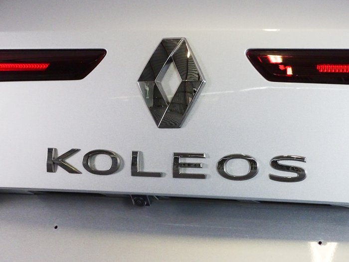 2019 Renault Koleos Zen HZG Silver