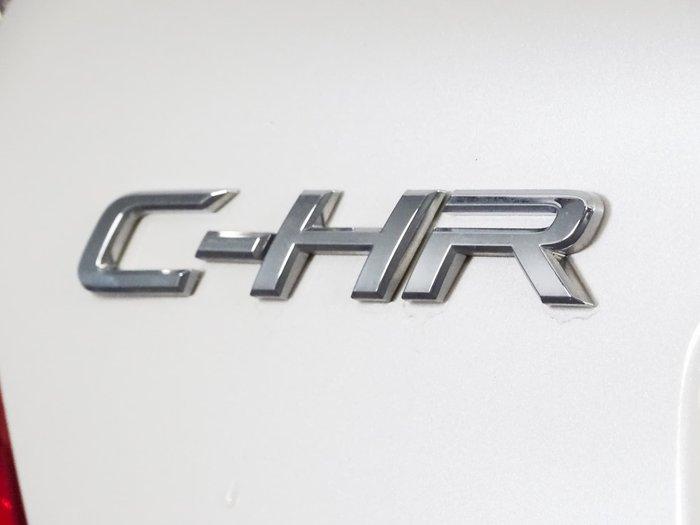2019 Toyota C-HR NGX10R Crystal Pearl