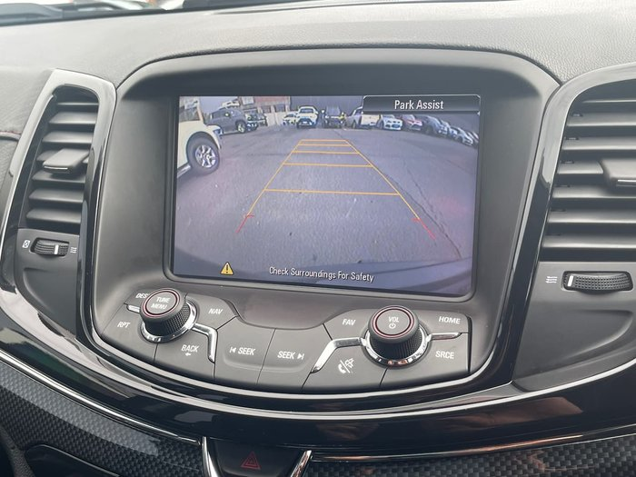 2015 Holden Commodore SS Storm VF MY15 Black