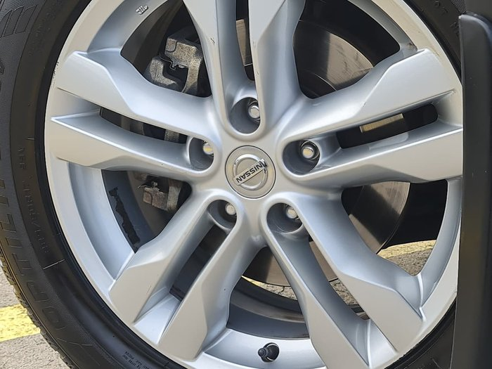 2012 Nissan X-TRAIL ST-L T31 Series IV Grey