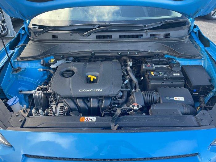 2019 Hyundai Kona Go OS.2 MY19 Blue