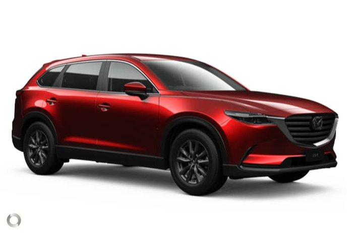 2021 Mazda CX-9 Sport TC Soul Red Crystal