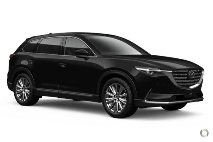 2021 Mazda CX-9 Azami LE TC AWD Jet Black