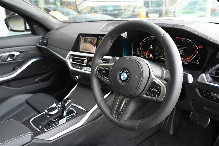 2020 BMW 3 Series 320i M Sport G20 Alpine White