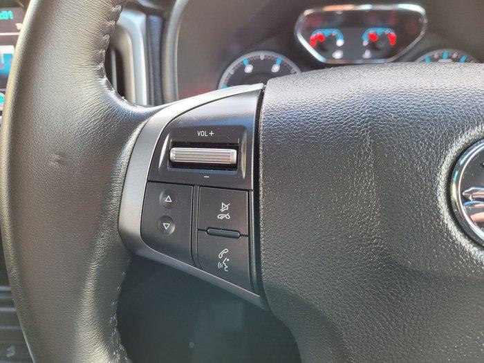 2020 Holden Trailblazer Z71 RG MY20 4X4 Dual Range Mineral Black