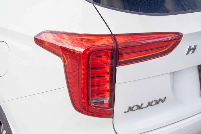 2021 Haval Jolion Lux LE A01 White