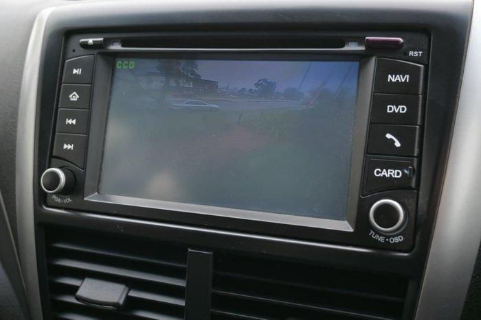 2012 Subaru Forester X Luxury Edition S3 MY12 AWD Dark Grey