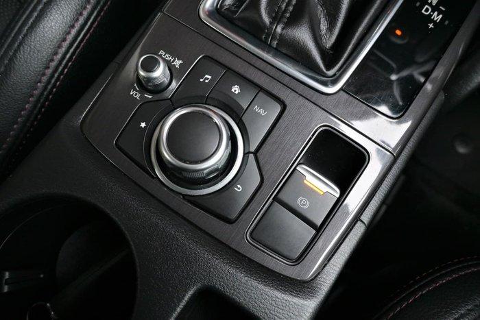 2016 Mazda CX-5 Akera KE Series 2 AWD Soul Red