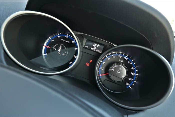 2014 Hyundai ix35 SE Series II Creamy White