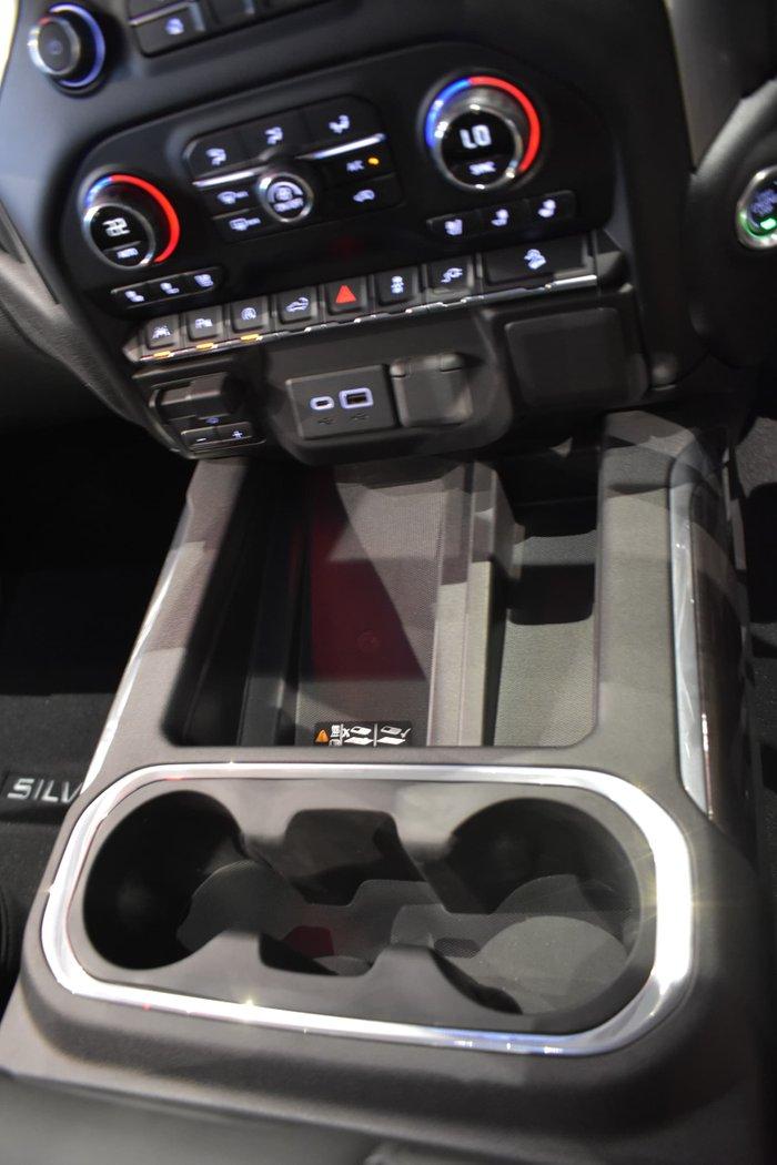 2021 Chevrolet Silverado 1500 LTZ Premium W/Tech Pack T1 MY21 4X4 Black