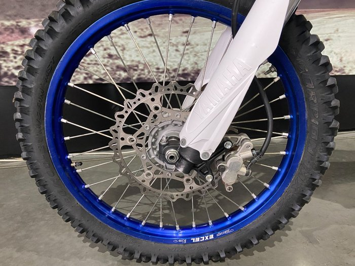 2020 Yamaha YZ250F Blue