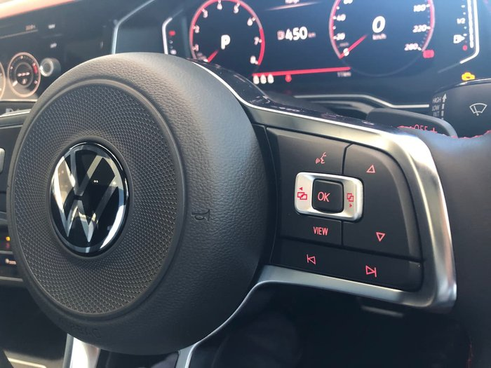 2021 Volkswagen Polo GTI AW MY21 Black