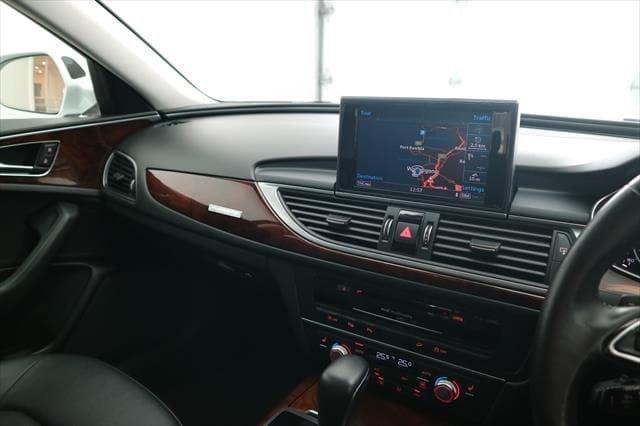 2016 Audi A6 allroad C7 MY16 Four Wheel Drive Glacier White
